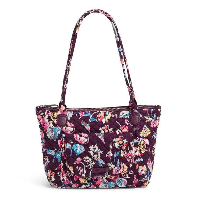 Carson East West Tote Bag-Indiana Rose-Image 1-Vera Bradley