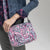 Carson Mini Shoulder Bag-Lavender Meadow-Image 6-Vera Bradley