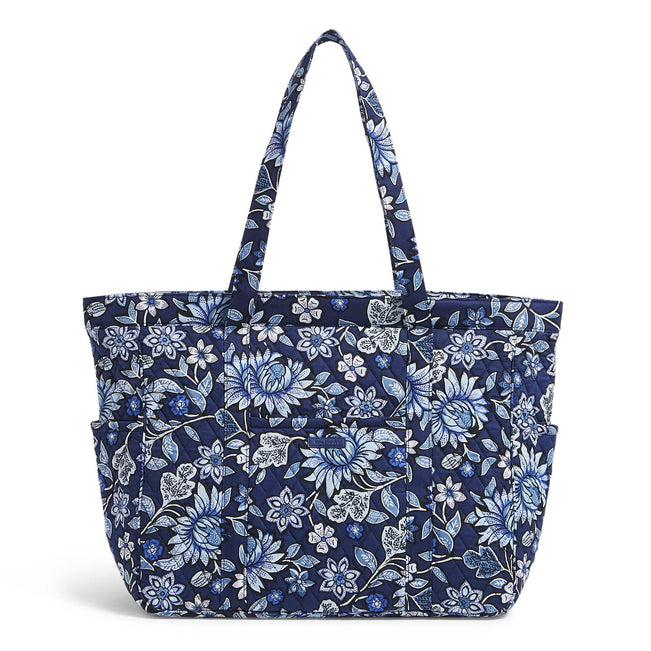 Factory Style Get Going Tote Bag-Tropics Tapestry-Image 1-Vera Bradley