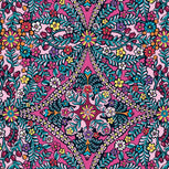 RFID Ultimate Card Case-Kaleidoscope-Image 3-Vera Bradley
