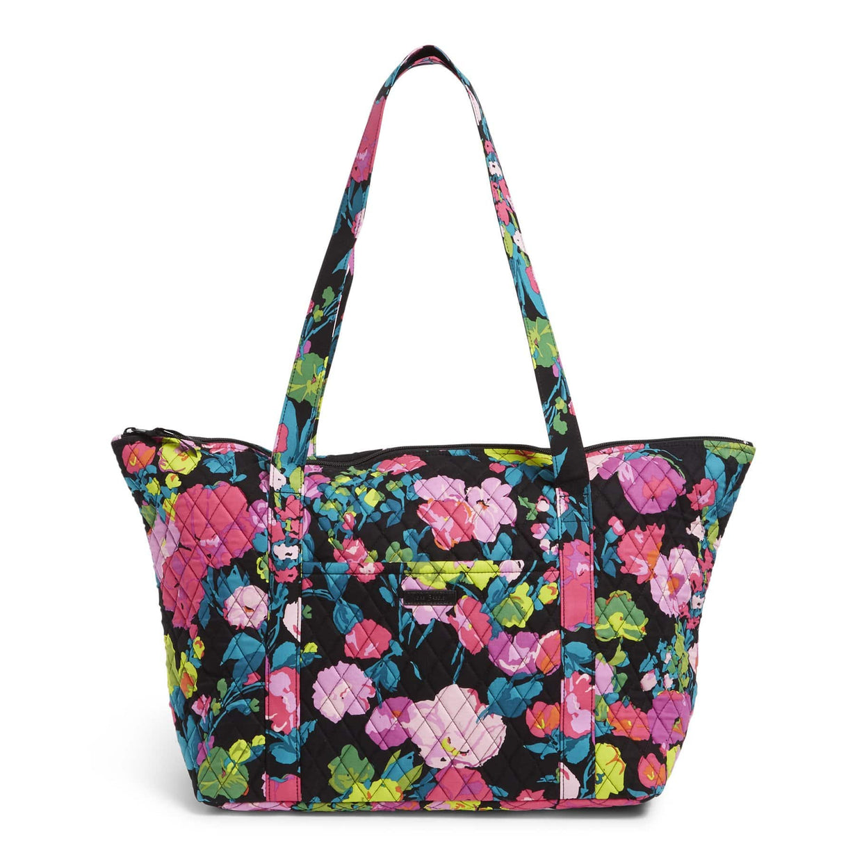 Vera Bradley Factory Style Carry-On Travel Tote Bag