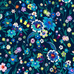 Slim Card Case-Moonlight Garden-Image 3-Vera Bradley