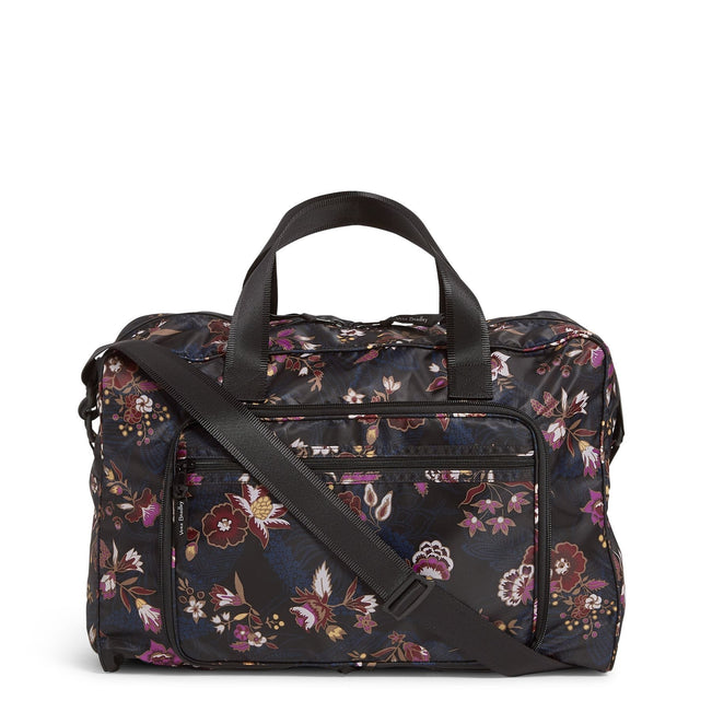 Packable Weekender Travel Bag-Garden Dream-Image 1-Vera Bradley