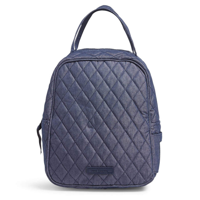 Factory Style Lunch Bunch-Moonlight Navy-Image 1-Vera Bradley