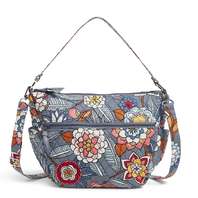Factory Style Go Ahead Convertible Crossbody-Tropical Evening-Image 1-Vera Bradley