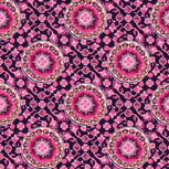 Tablet Sleeve-Raspberry Medallion-Image 3-Vera Bradley