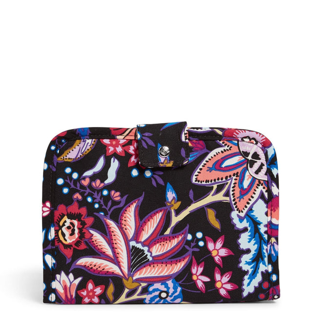 Zip-In Brush Case-Foxwood-Image 1-Vera Bradley