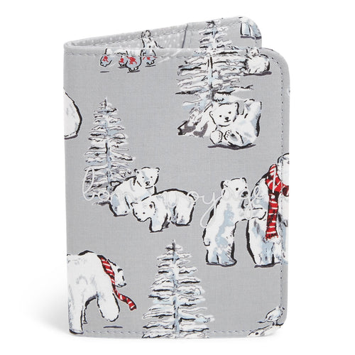 Passport Cover-Beary Merry-Image 1-Vera Bradley