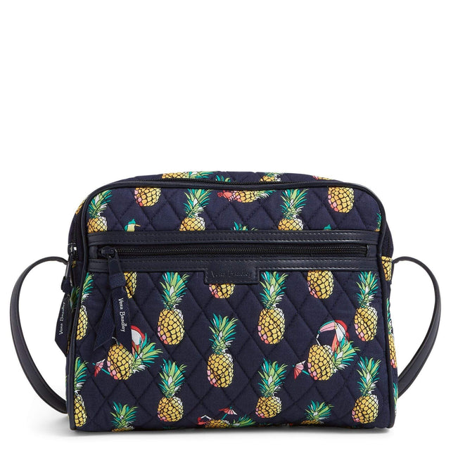 Factory Style Trimmed Crossbody-Toucan Party-Image 1-Vera Bradley