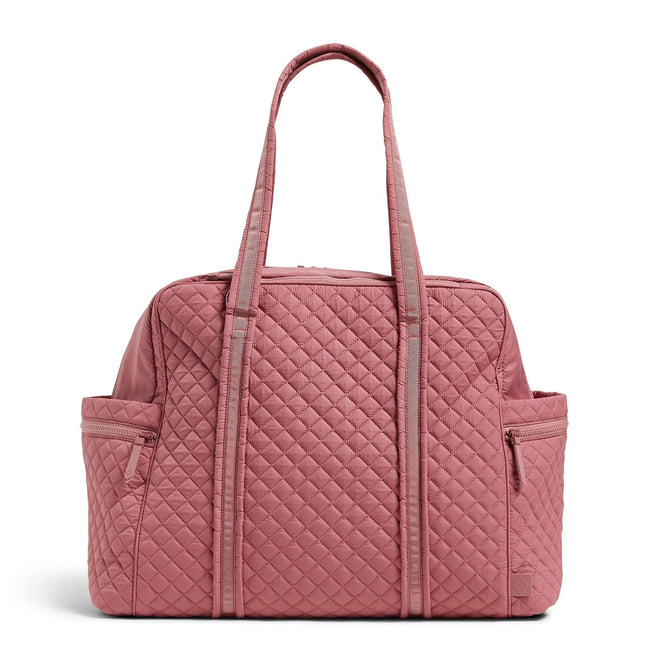 Featherweight Travel Bag-Rose Mauve-Image 1-Vera Bradley