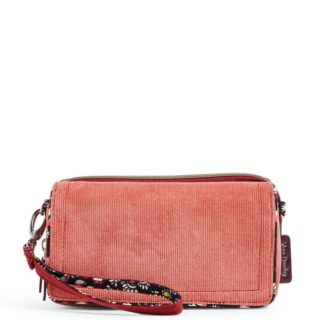 VBU RFID Compact Crossbody Bag-Blush Fig-Image 1-Vera Bradley