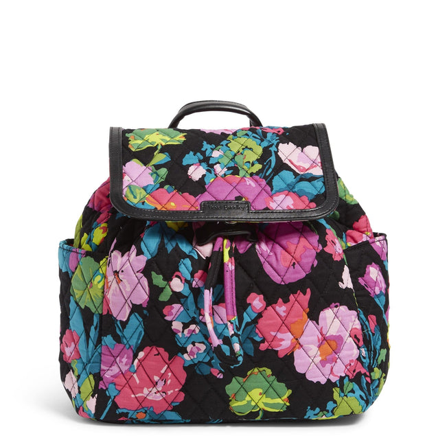 Factory Style Fashion Backpack-Hilo Meadow-Image 1-Vera Bradley