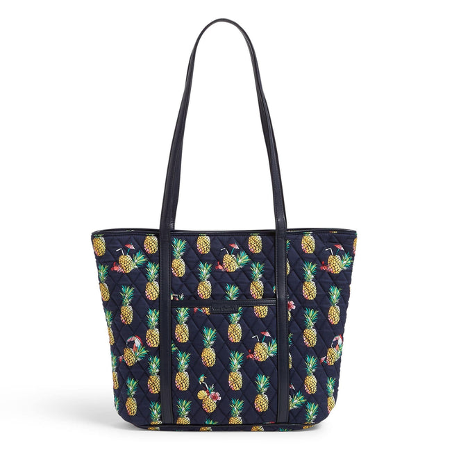 Factory Style Small Trimmed Vera Bag-Toucan Party-Image 1-Vera Bradley