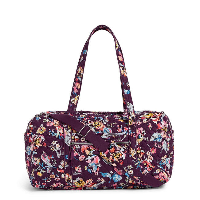 Medium Travel Duffel Bag-Indiana Rose-Image 1-Vera Bradley