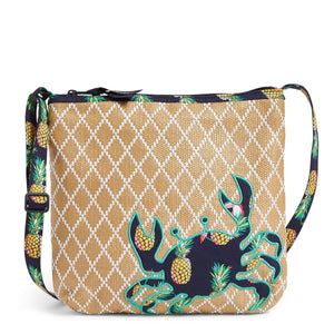 Vera Bradley Factory Style Beach Crossbody