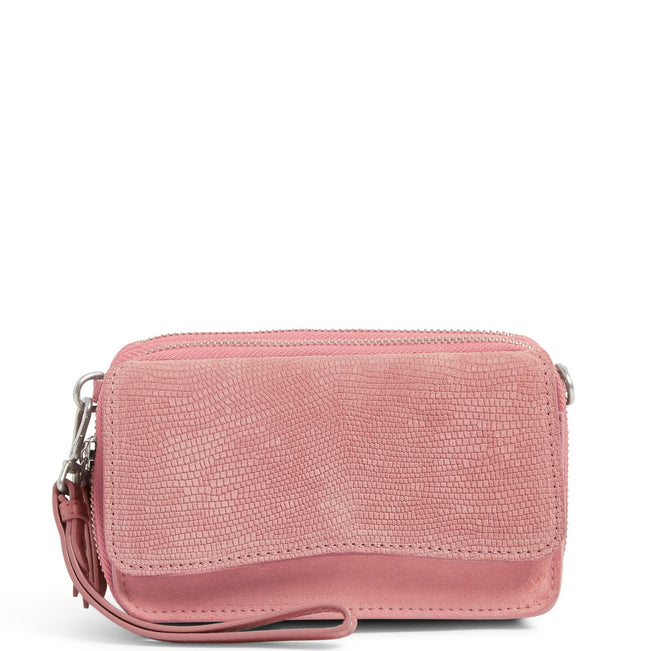 Carryall RFID All in One Crossbody-Gallatin Vintage Rose-Image 1-Vera Bradley