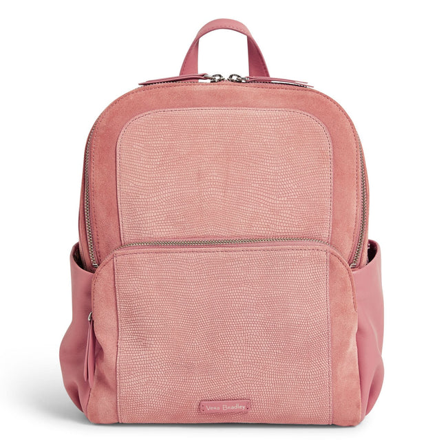 Carryall Backpack-Gallatin Vintage Rose-Image 1-Vera Bradley