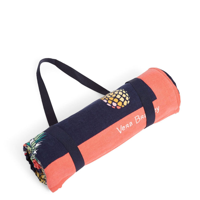 Factory Style Beach Blanket-Toucan Party-Image 1-Vera Bradley