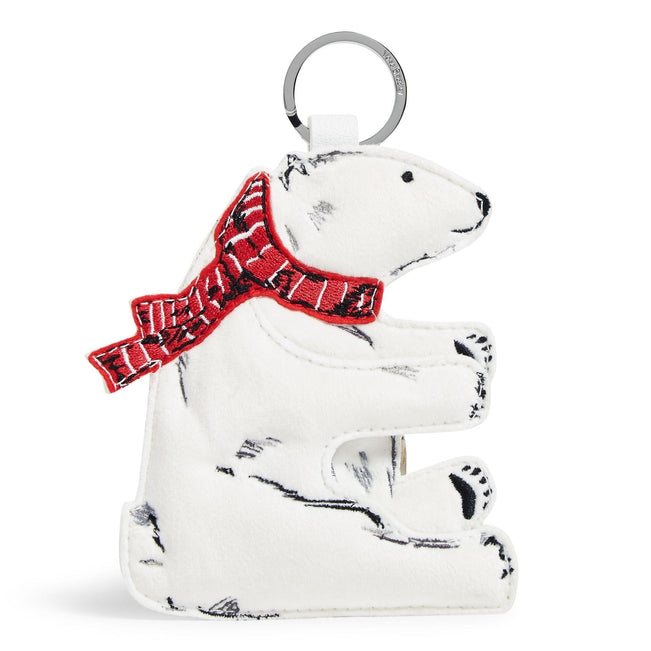 Gift Card Bag Charm-Beary Merry-Image 1-Vera Bradley