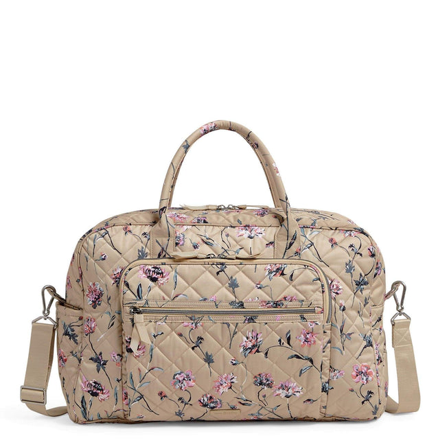 Weekender Travel Bag-Strawflowers-Image 1-Vera Bradley