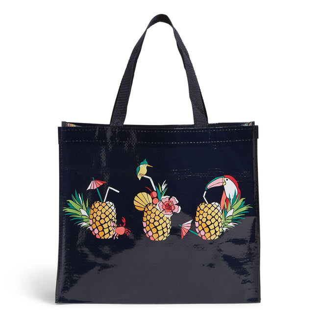 Factory Style Square Market Tote Bag-Toucan Party-Image 1-Vera Bradley