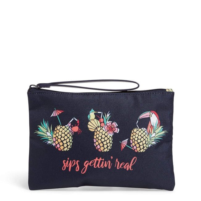 Factory Style Wristlet-Toucan Party-Image 1-Vera Bradley