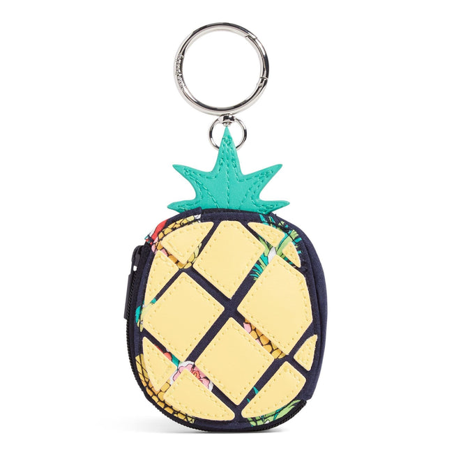 Factory Style Pineapple Bag Charm-Toucan Party-Image 1-Vera Bradley