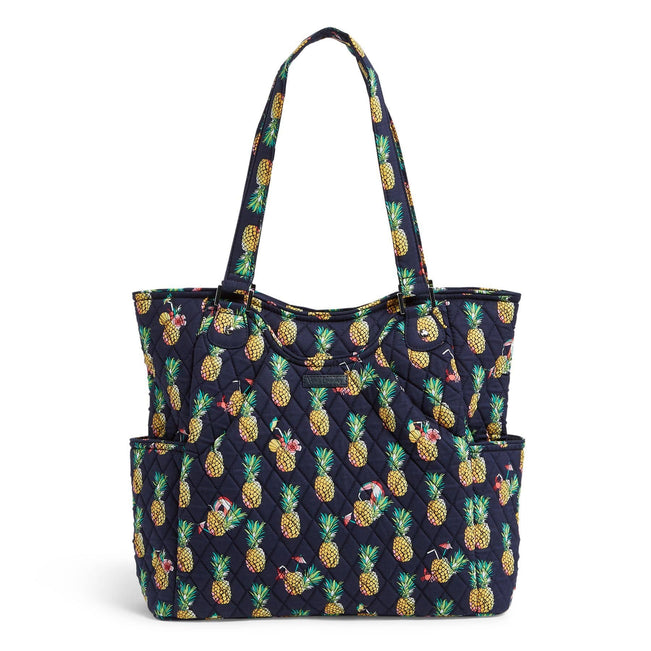 Factory Style Large Glenna Bag-Toucan Party-Image 1-Vera Bradley