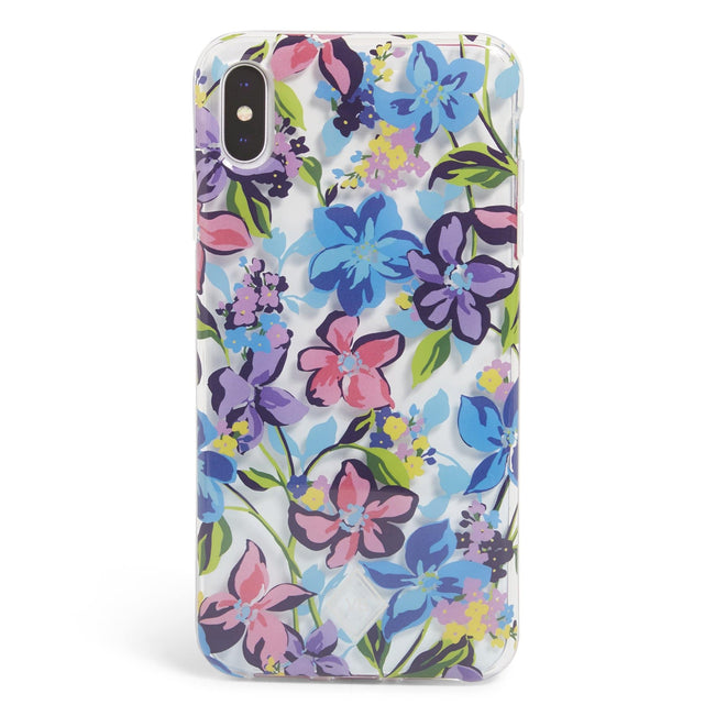Factory Style Protective Slim Case iPhone X-Max-Marian Floral-Image 1-Vera Bradley