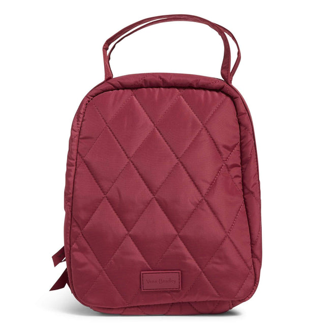 Factory Style Ultralight Lunch Bunch-Cabernet-Image 1-Vera Bradley