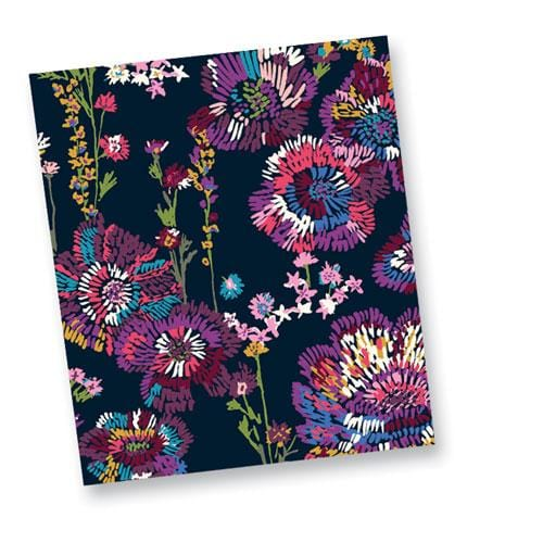 Midnight Wildflowers-Image 1-Vera Bradley
