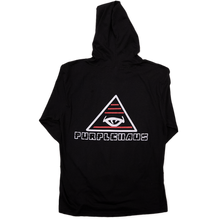 Load image into Gallery viewer, Pyramid T-Shirt Hoodie