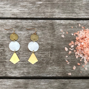 GIN FIZZ EARRINGS