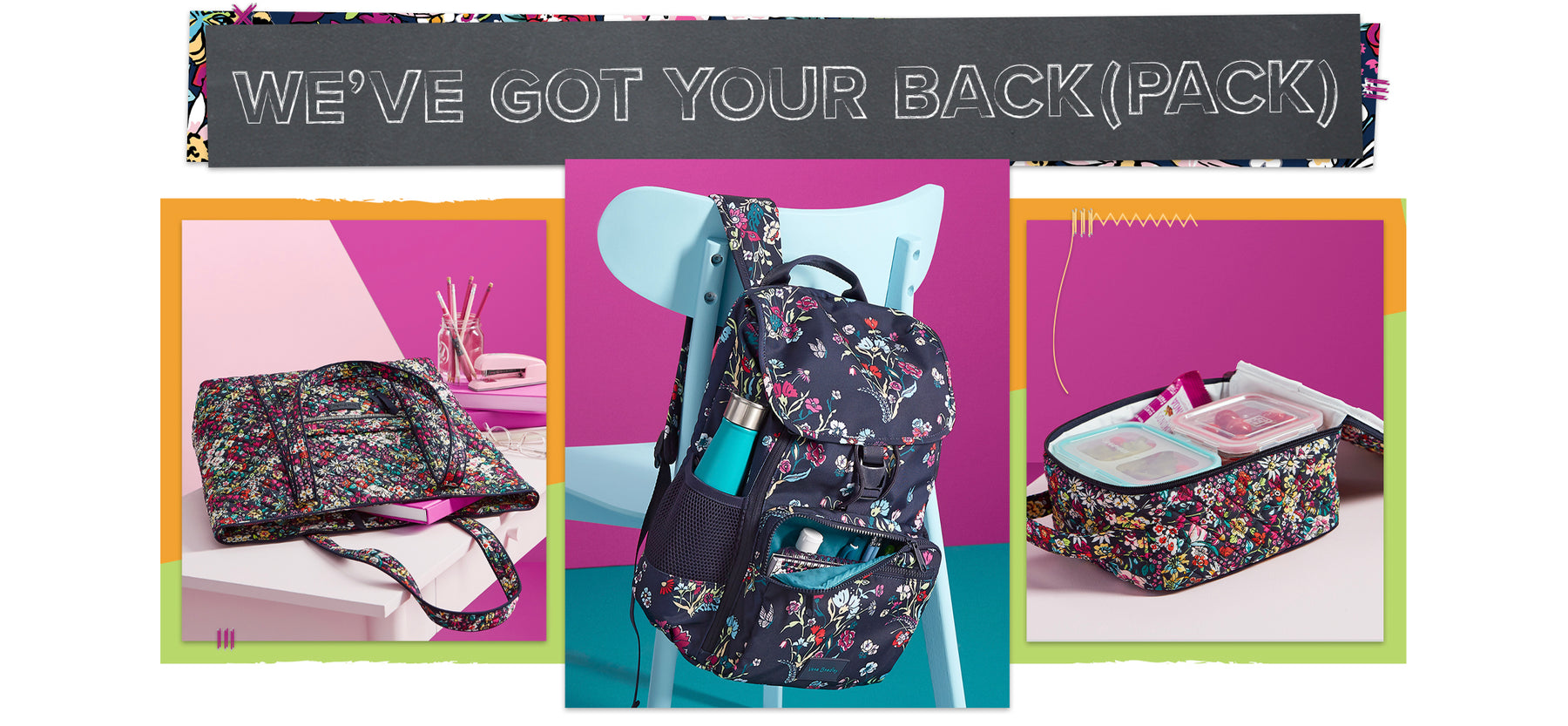 We've got your back(pack)