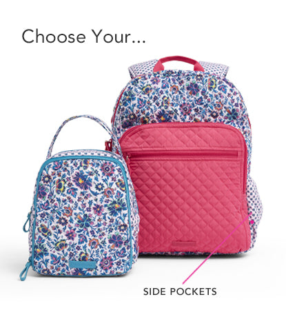 Choose Your Side Pockets