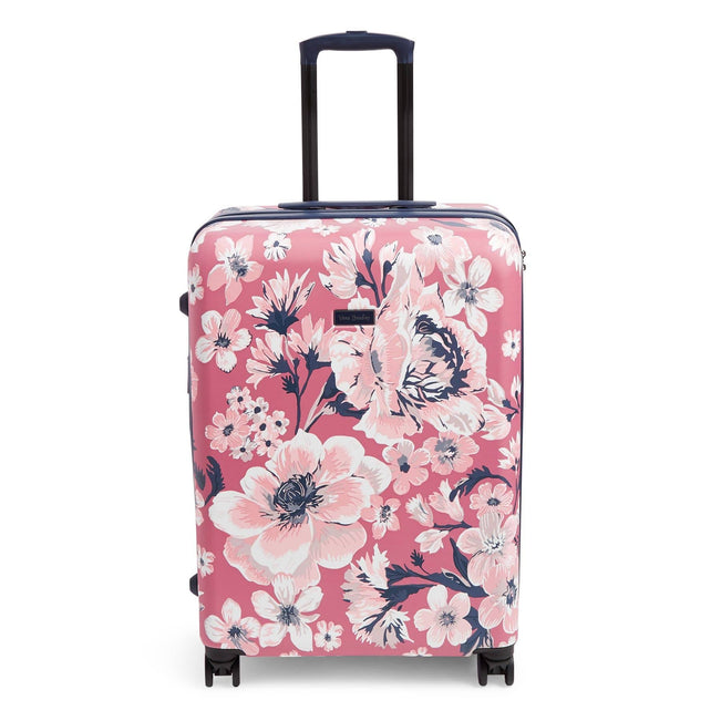 Hardside Large Spinner-Strawberry Grand Garden-Image 1-Vera Bradley
