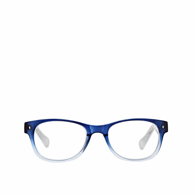 Courtney Patterned Frame Reading Glasses-Cloud Vine-Image 1-Vera Bradley