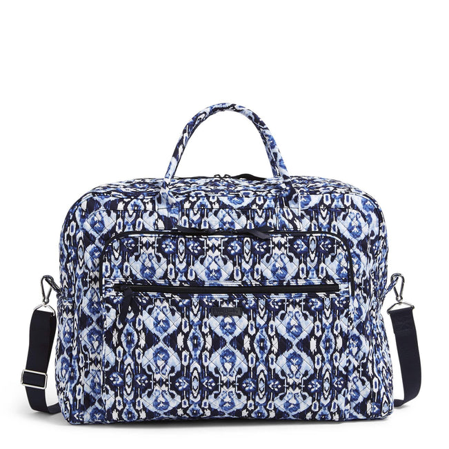 Grand Weekender Travel Bag-Ikat Island-Image 1-Vera Bradley