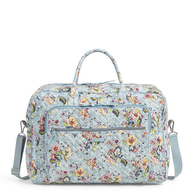 Grand Weekender Travel Bag-Floating Garden-Image 1-Vera Bradley