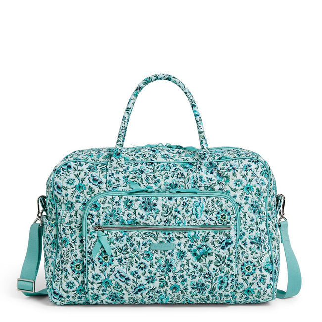 Weekender Travel Bag-Cloud Vine-Image 1-Vera Bradley