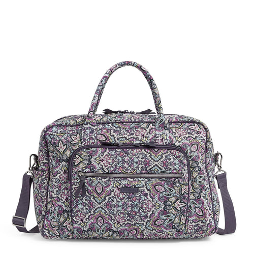 Weekender Travel Bag-Bonbon Medallion-Image 1-Vera Bradley