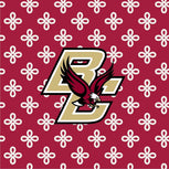 Collegiate Belt Bag-Cardinal/White Mini Concerto with Boston College Logo-Image 3-Vera Bradley