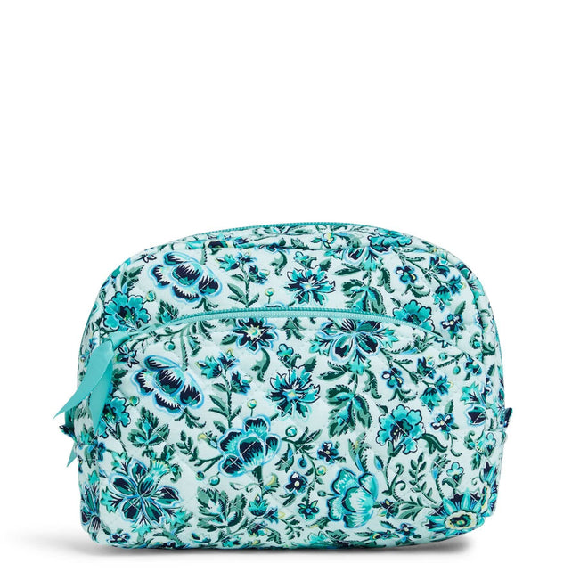 Medium Cosmetic Bag-Cloud Vine-Image 1-Vera Bradley