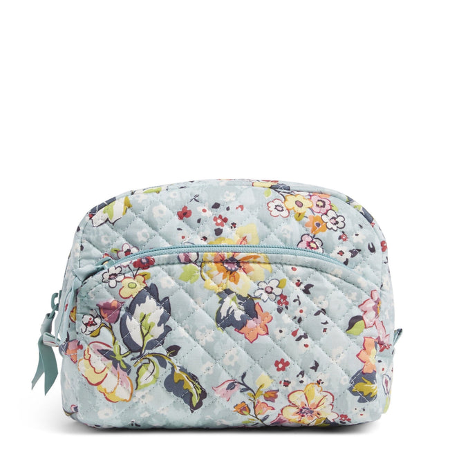 Medium Cosmetic Bag-Floating Garden-Image 1-Vera Bradley