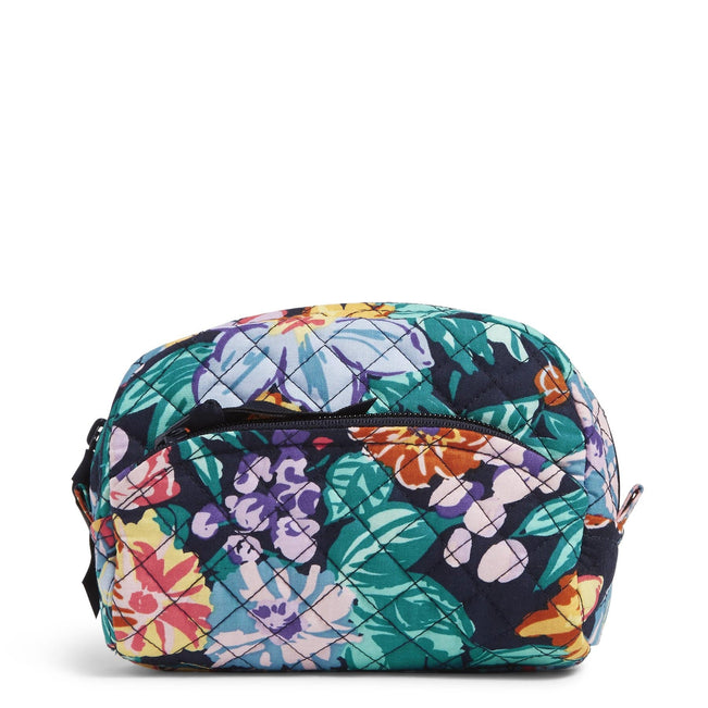 Mini Cosmetic Bag-Happy Blooms-Image 1-Vera Bradley