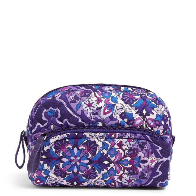 Mini Cosmetic Bag-Regal Rosette-Image 1-Vera Bradley