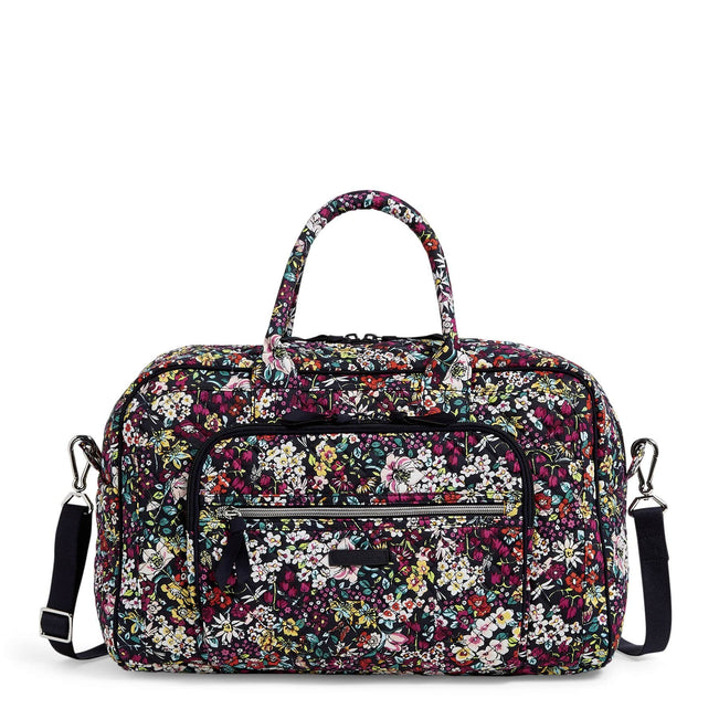 Compact Weekender Travel Bag-Itsy Ditsy-Image 1-Vera Bradley