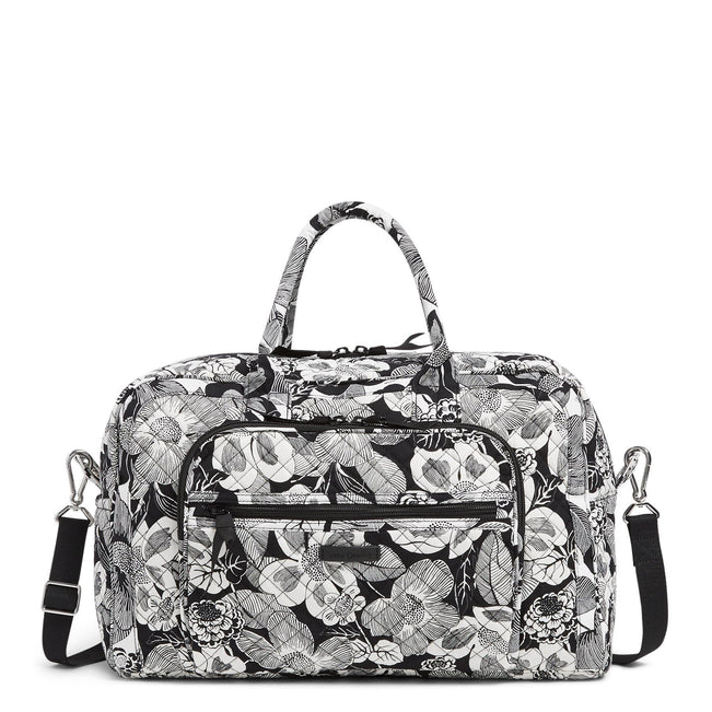 Compact Weekender Travel Bag-Bedford Blooms-Image 1-Vera Bradley