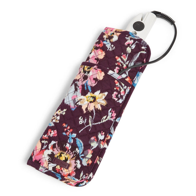 Curling & Flat Iron Cover-Indiana Rose-Image 1-Vera Bradley
