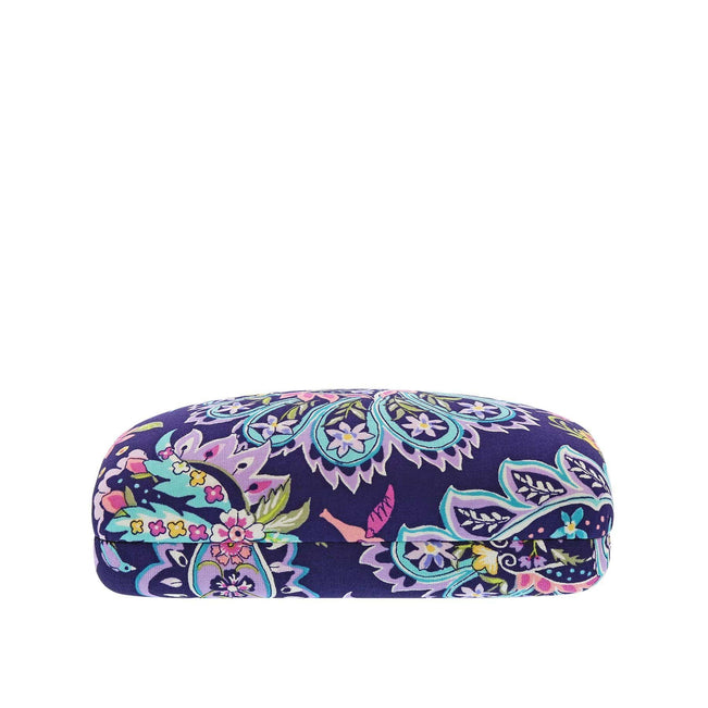 Clamshell Sunglasses Case-French Paisley-Image 1-Vera Bradley